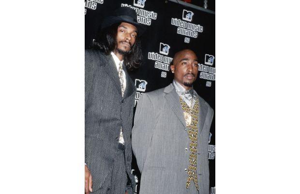 Hip Hop Fashion Icon Tupac Shakur Tiny Tee S Big Small